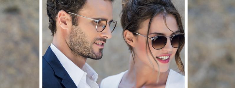 KBL eyewear solbriller - Luksus, fashion italiensk inspireret uni-sex design