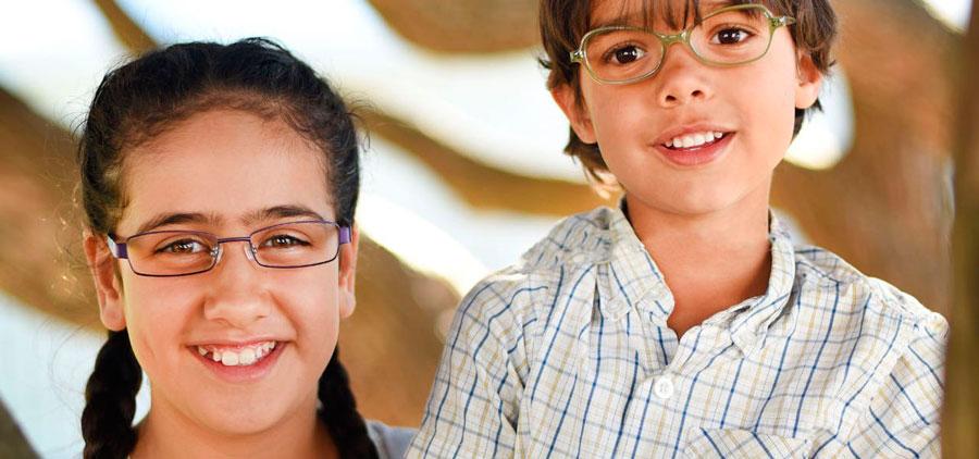 Børn, briller, kontaktlinser, natlinser - Optiker Roskilde