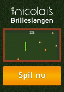 Optik Nicolais app spil - Brilleslangen - prøv det i dag!